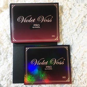NWT Violet Voss HG Pro Eyeshadow Palette